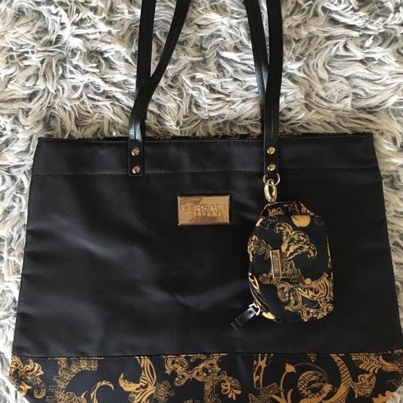 29dfdbeba4 Versace Bags   Parfums Gwp Tote Bag New   Poshmark